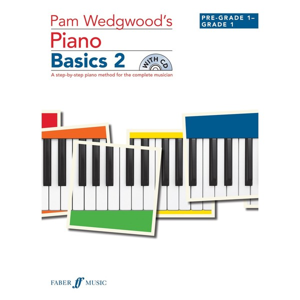 Piano Basics Tuition Book and CD, Series 2