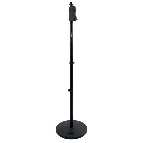 Frameworks GFW 1201 Deluxe 12inch Round Base Mic Stand