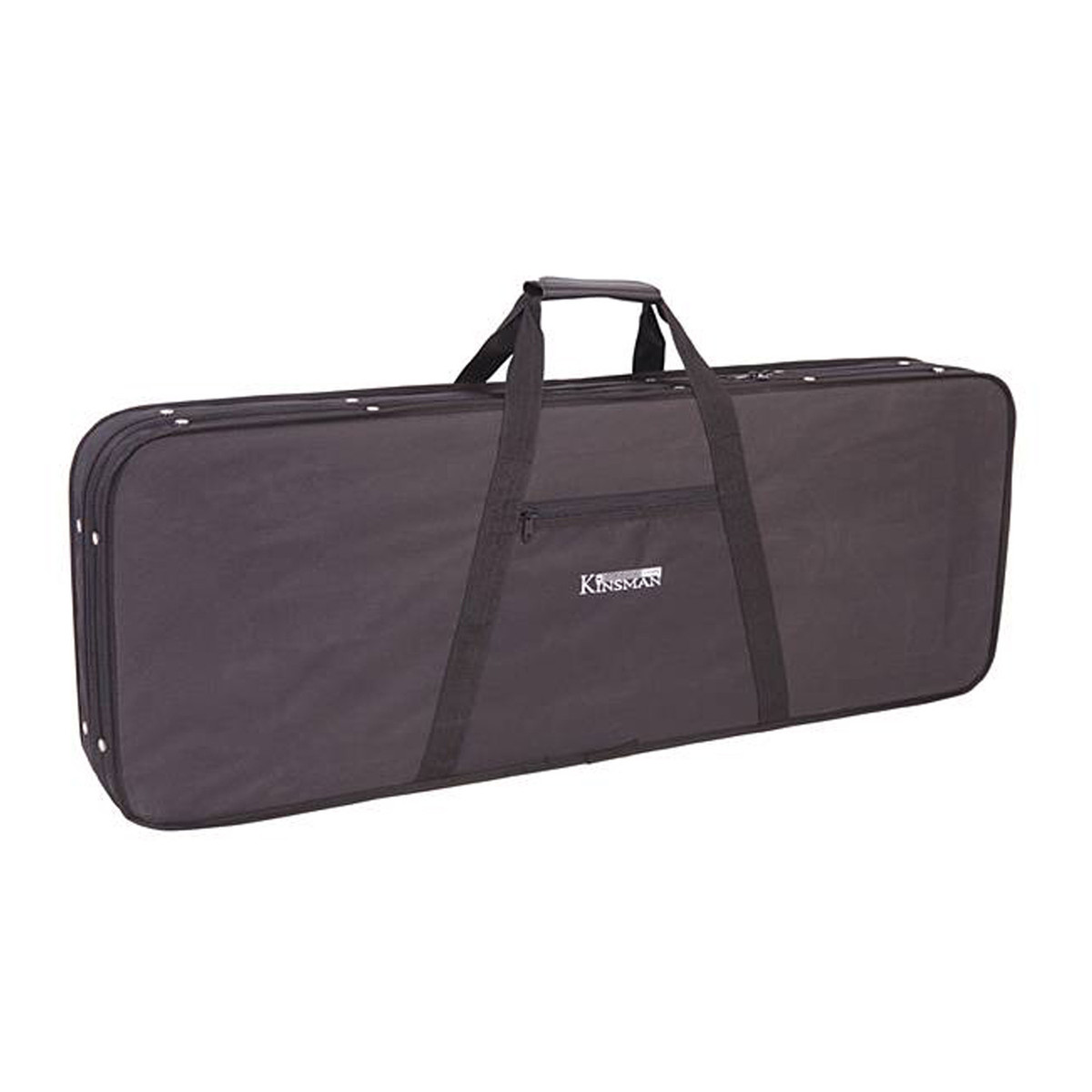 Click to view product details and reviews for Kinsman Hard Foam Electric Guitar Case Black.