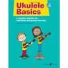 Ukulele grunderna undervisning bok och CD