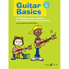 Guitar Basics Tuition Book and CD