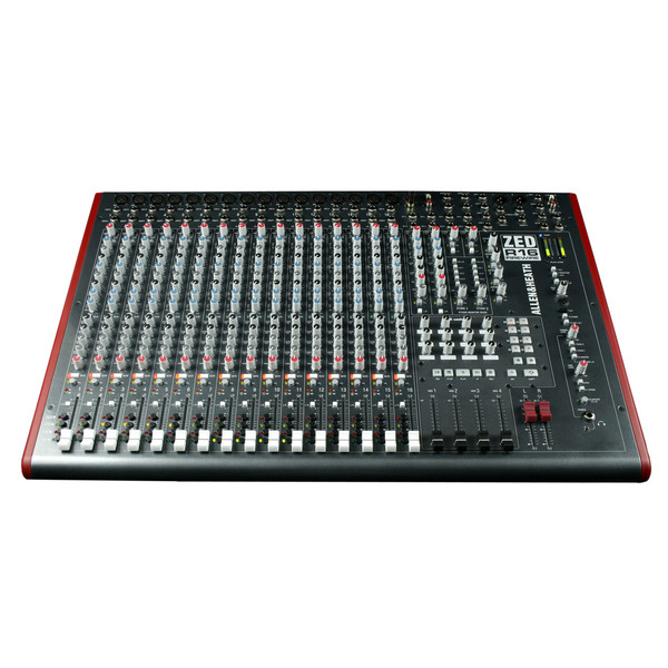 Allen and Heath Zed-R16 16 Channel Firewire Recording Mixer 2