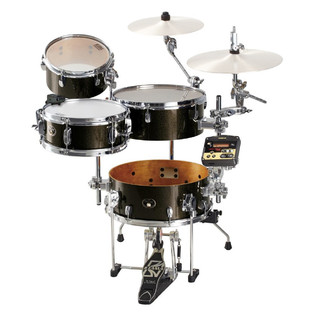 tama silverstar cocktail jam hybrid drum kit powered by roland tm 2 at. Black Bedroom Furniture Sets. Home Design Ideas