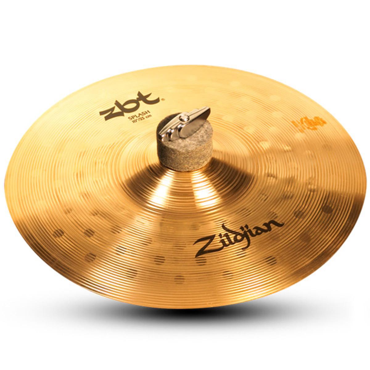 zildjian zbt 10 splash cymbal at gear4music. Black Bedroom Furniture Sets. Home Design Ideas