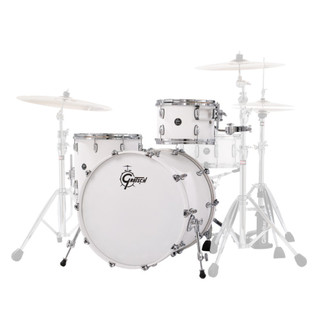 Gretsch Drums Renown Maple 18'' 3 Pc Jazz Shell Pack, Satin White