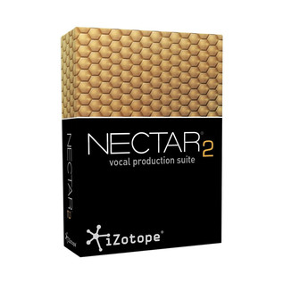 iZotope Nectar 2 Vocal Processing Tool