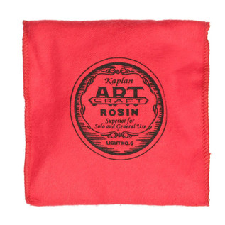 D'Addario Kaplan Artcraft Rosin, Light