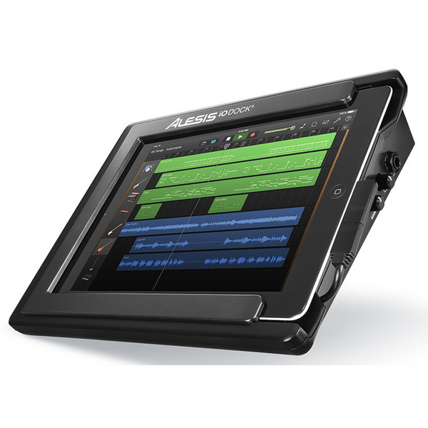 alesis io dock ii recording interface for ipad nearly new at gear4music. Black Bedroom Furniture Sets. Home Design Ideas