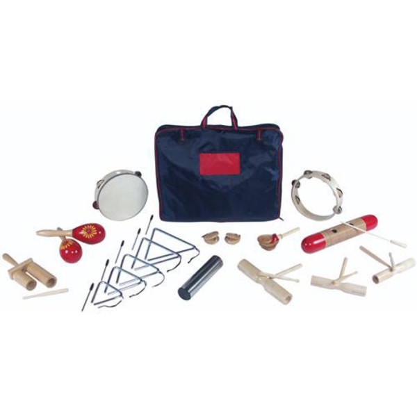 Performance Percussion PK04 Percussion Kit With Carry Bag