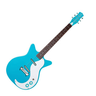 Danelectro DC59M NOS, Baby Come Back Blue