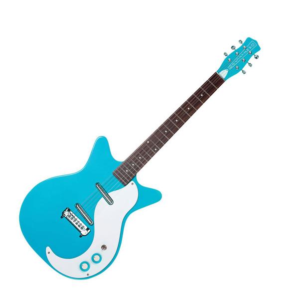Danelectro DC59M NOS, Baby Come Back Blue
