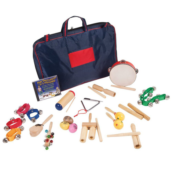 Performance Percussion Multi Percussion Set and DVD