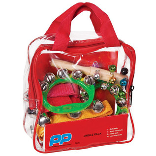 Performance Percussion Music Bag, Jingle Pack