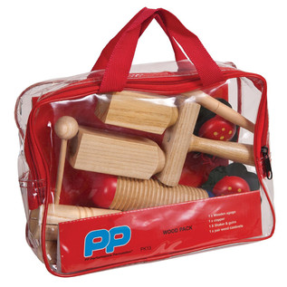 Performance Percussion PK13 Music Wood Pack