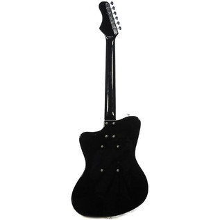 Danelectro 67 Heaven Guitar, Black 4