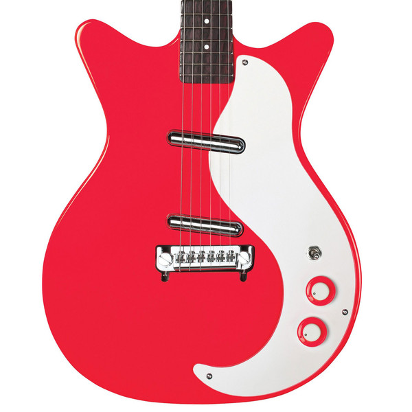 Danelectro DC59M NOS, Right On Red