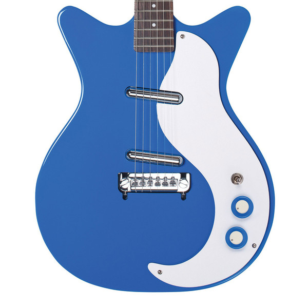 Danelectro DC59M NOS, Go Go Blue