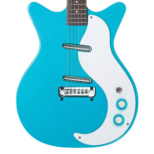 Danelectro DC59M NOS, Baby Come Back Blue 2