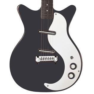 Danelectro DC59M NOS, Back To Black 2