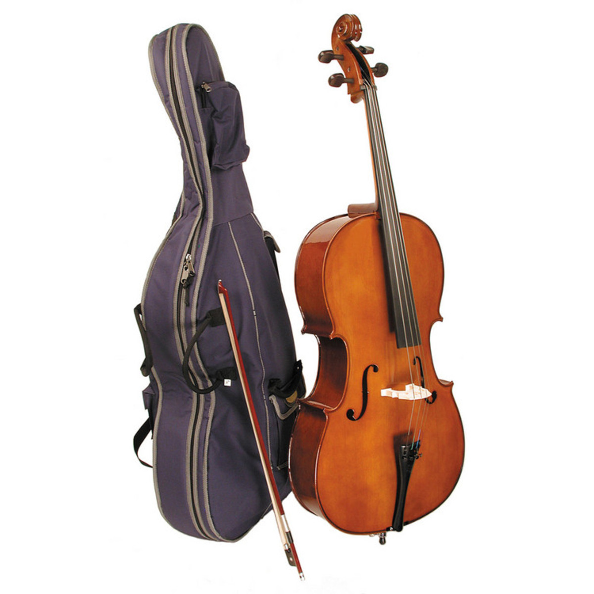 Stentor Student 1 Cello Outfit 4 4 Nearly New At Gear4music