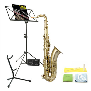 Trevor James 88 Tenor Saxophone, Brushed Gold + Free Gifts