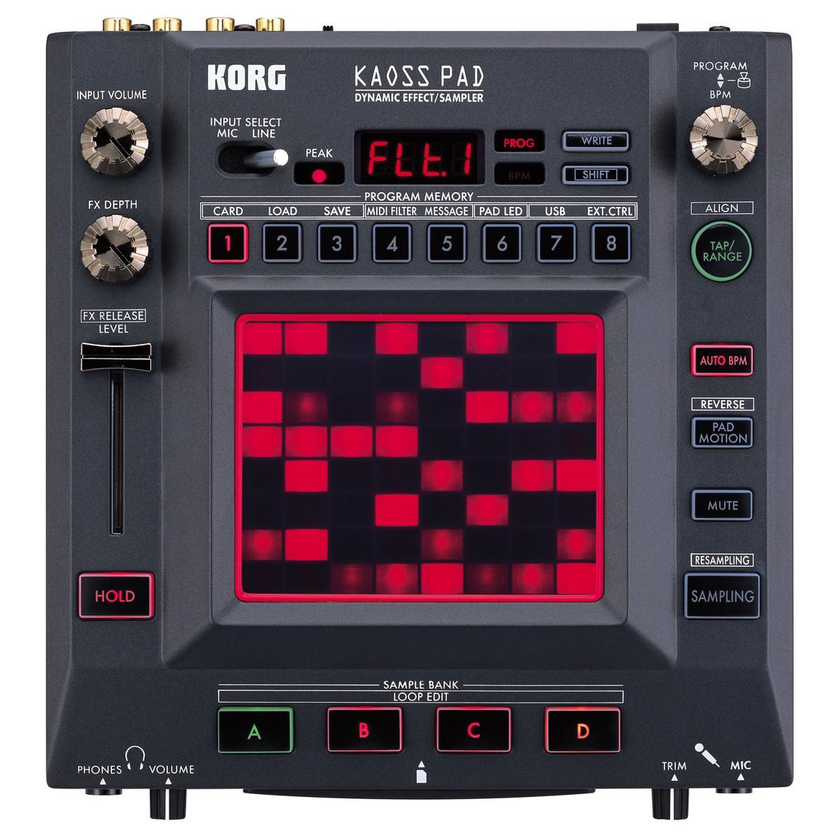Cheap Korg Kaoss Pad 3 KP3 Effects Controller