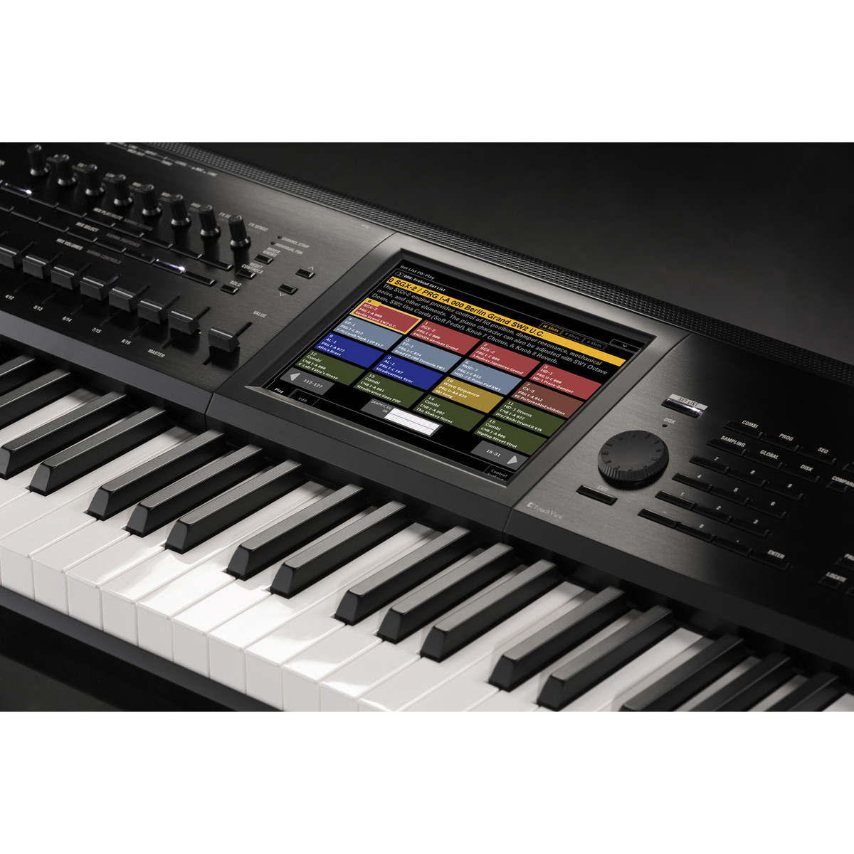 Korg Kronos 88 Music Workstation at Gear4music