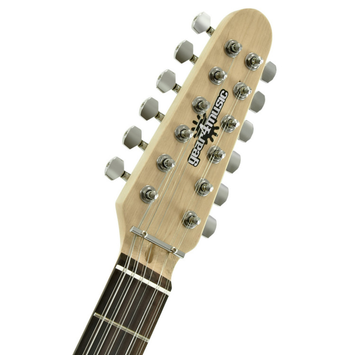knoxville deluxe 12 string electric guitar by gear4music nearly new at gear4music. Black Bedroom Furniture Sets. Home Design Ideas