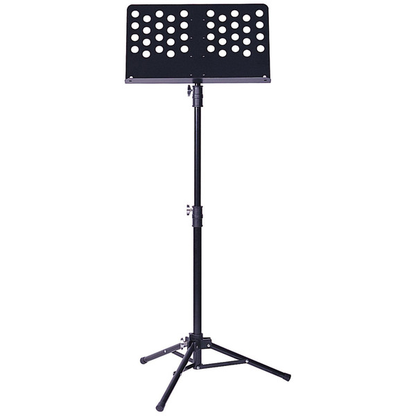 Kinsman Conductors Music Stand, Black