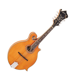 Pilgrim F Style Redwood Mandolin, Natural