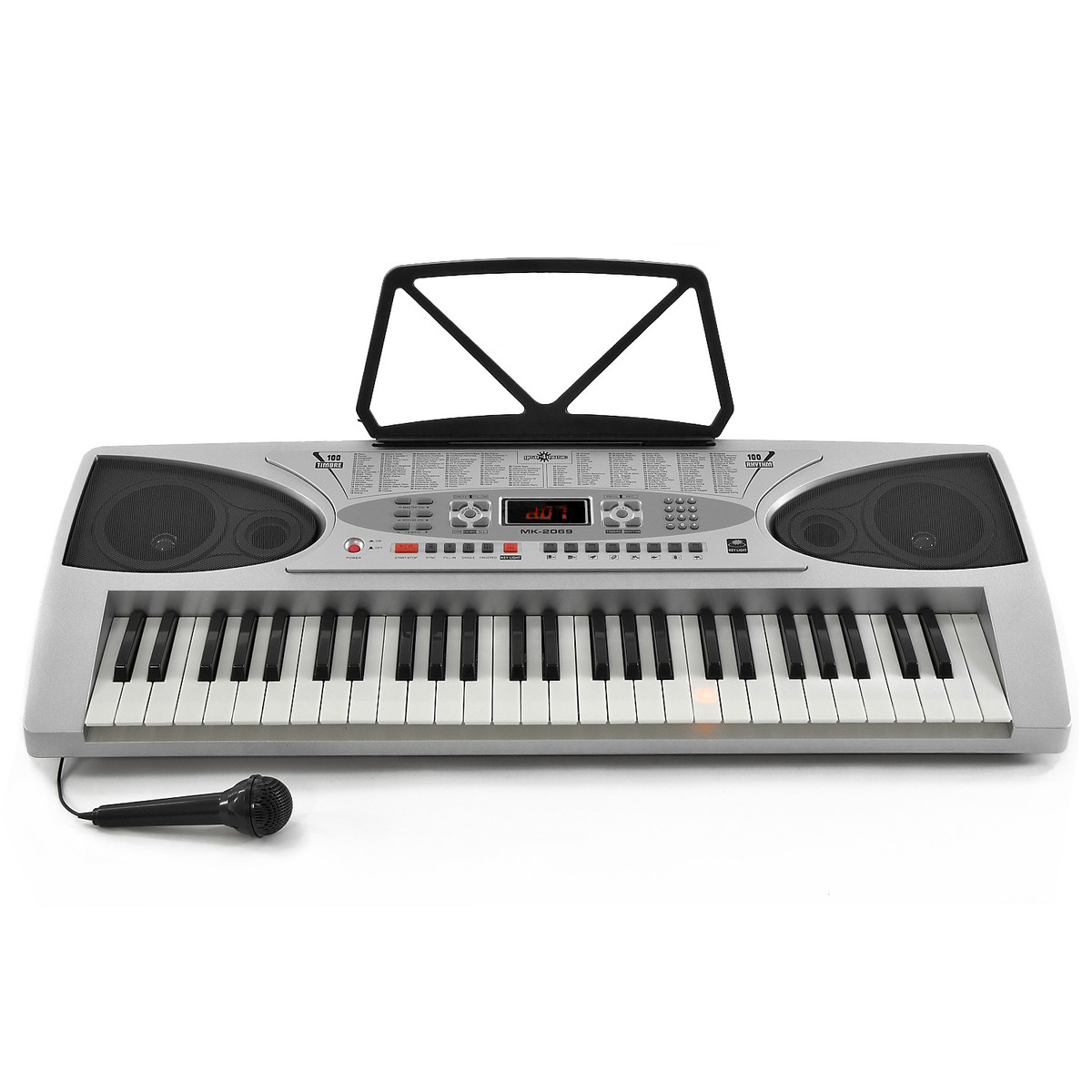 mk 3000 key lighting keyboard by gear4music ex demo at gear4music. Black Bedroom Furniture Sets. Home Design Ideas