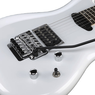 Ibanez Joe Satriani JS140 Signature Electric Guitar, White