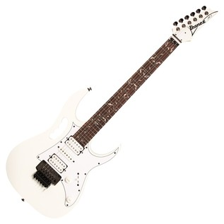 Ibanez Stev Vai Jem Junior Electric Guitar, White