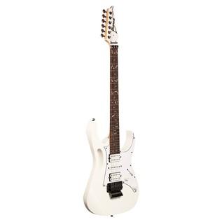 Ibanez Steve Vai JEMJR Electric Guitar, White