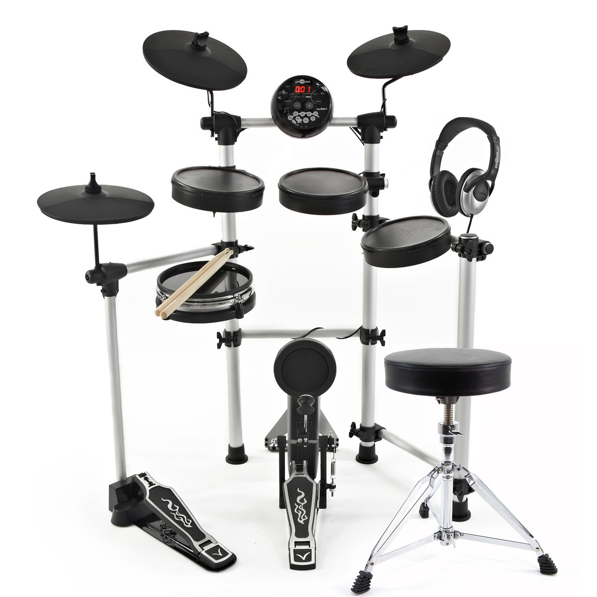 Disc digital drums 501 electronic drum kit package deal at digital drums 501 electronic drum kit package deal loading zoom solutioingenieria Image collections