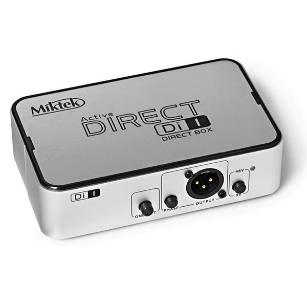 Miktek D1 Active DI Box