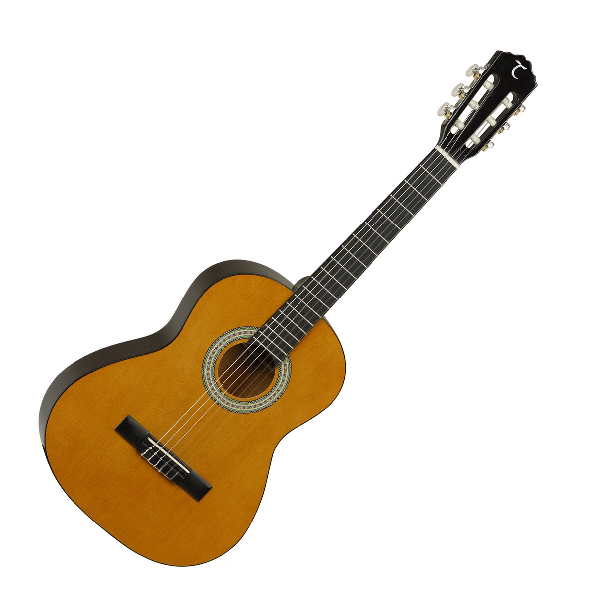 tanglewood guitare classique 3 4 naturel. Black Bedroom Furniture Sets. Home Design Ideas