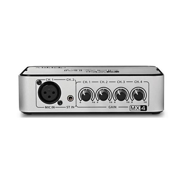 Miktek MX4 4 Channel Mixer 2