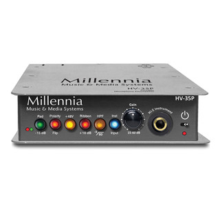 Millennia HV-35P Single Channel Preamp