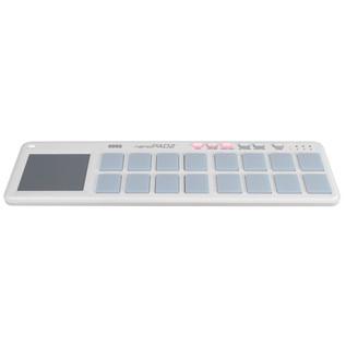 Korg nano PAD 2 USB MIDI Controller, White 1