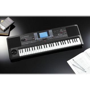KORG microARRANGER Professional Arranger Keyboard 7