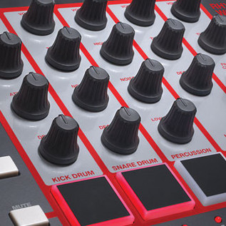 Akai Rhythm Wolf Analog Synth and Drum Machine 4