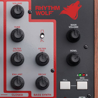 Akai Rhythm Wolf Analog Synth and Drum Machine 5