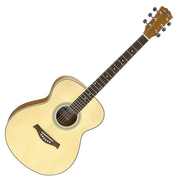 Student Acoustic Guitar by Gear4music, Natural