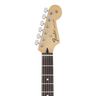 Fender Standard Strat HSH Electric Guitar, Ghost Silver