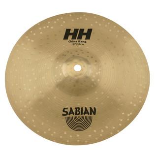 Sabian HH 10'' China Kang Cymbal, Brilliant Finish
