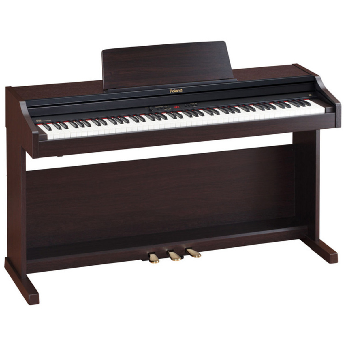 roland rp 301 digital piano rosewood ex demo at gear4music. Black Bedroom Furniture Sets. Home Design Ideas