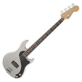 Fender Standard Dimension Bass IV, Ghost Silver