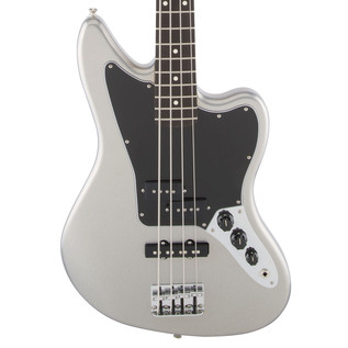 Fender Standard Jaguar Bass, Ghost Silver