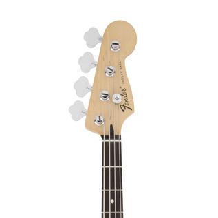 Fender Standard Jaguar Bass, Ghost Silver
